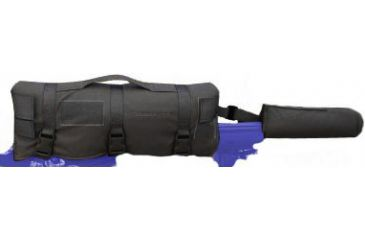 Eberlestock Scope Cover and Crown Protector, Black ARSC-CPMB