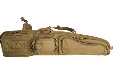 Eberlestock Sniper Sled Drag Bag, 52in, Coyote Brown E2BMC