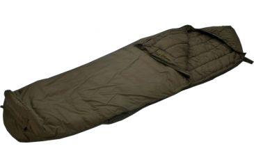 Eberlestock Ultralight Sleeping Bag w/ G-Loft Insulation, Regular Length, Dry Earth SU18
