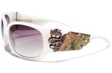Ed Hardy Geisha & Dragon Sunglasses EHS-025