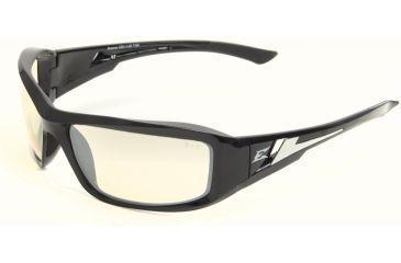 Brazeau Safety Glasses - Black Frame, Clear Anti Reflective Lens XB111AR