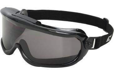 Edge Eyewear Cayesh Full Frame Safety Goggle W Smoke Lens Hc116