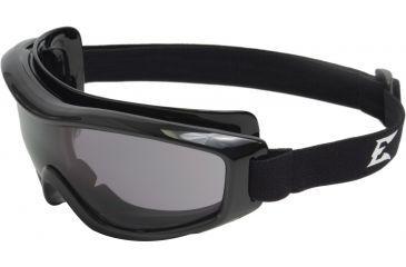 Edge Eyewear Golan Low Profile Vented Safety Goggle W Smoke Lens Hg116