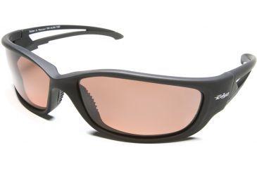 "Kazbek XL - Black Frame, Polarized Copper ""Driving"" Lens TSK-XL215"