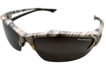 Edge Eyewear Khor Safety Glasses Camouflage Frame 3 Lens Kit Tsdk21ck
