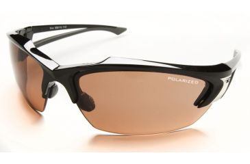 "Khor - Black Frame, Polarized Copper ""Driving"" Lens TSDK215"