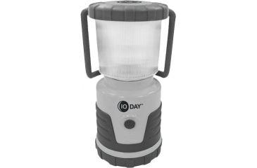 Egear 10-Day Lantern with Adjustable Brightness, LED, D, ABS Plastic, Silver LT1301200EGEAR