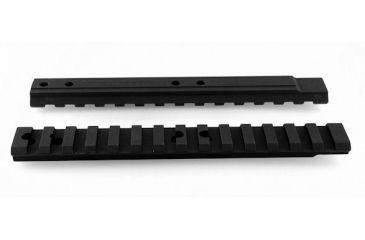 Evolution Gun Works HD Mossberg 500, 590, 835 Late Shotgun Picatinny Rail Scope Mount