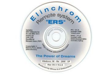 Elinchrom Cd Rom Software Pc & Mac EL 19341