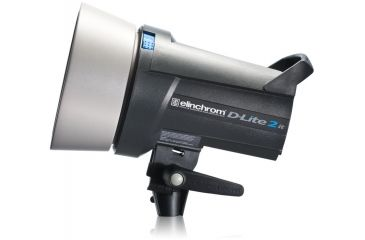 Elinchrom D-Lite RX 200ws Compact with built-in Sky Trackport EL 20486.1
