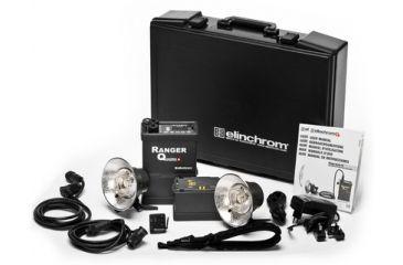 ElinchromRanger Quadra 2x A Head Kit EL-10291-1