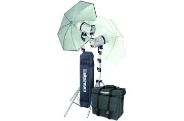 ElinchromStyle BX Kit With Stands And Carry Bags EL-400BXKIT