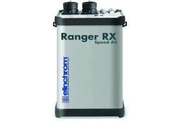 Elinchrom Ranger Rx Speed As Battery-powered Power Pack (1100ws) EL 10267
