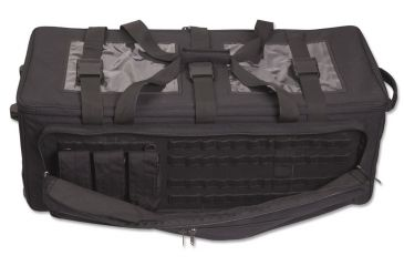 Elite Survival Systems Elite M4 Roller, Black 9001-B