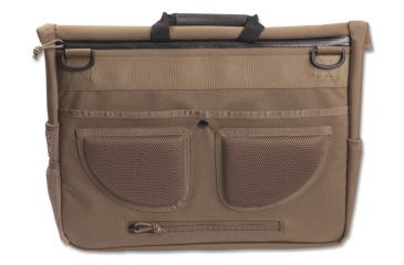 Elite Survival Systems Elite Tactical Messenger Bag - Open View 1 ETMB-T