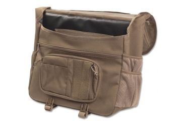 Elite Survival Systems Elite Tactical Messenger Bag - Open View 2 ETMB-T