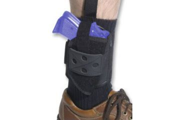 Elite Survival Systems Ankle Holster w/Calf Support Strap, Ruger LCP and Similar Pistols