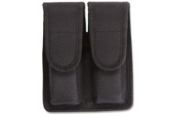 Elite Survival Systems DuraTek Molded Magazine Pouch, Double, Horizontal or Vertical - MV120-B