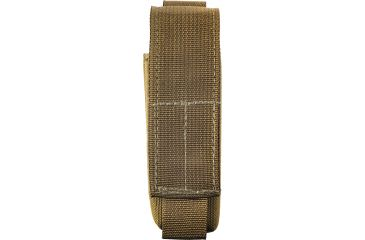 Elite Survival Systems MOLLE Flashlight Pouch, Coyote Tan ME130-T