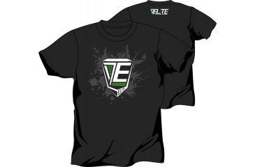Elite Survival Systems Shield T-Shirt, Small, Black ESST-B-SM