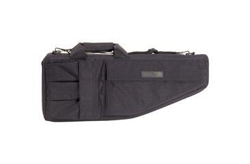Elite Survival Systems Submachine Gun Case, AR15 Pistols, 22in. - Black - SMGC-B-3