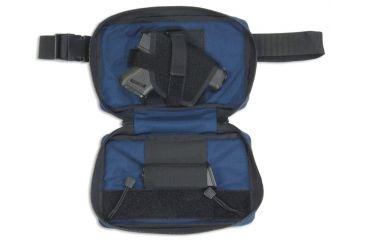 Elite Survival Systems Tailgunner Gunpack, Large, Navy Blue - BPHBL
