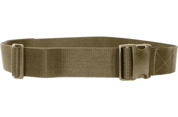 Elite Survival Systems Universal Utility Belt, Tan, One size fits all WBT