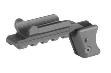 Command Arms 1911A Under Barrel Rail For 1911 Picatinny Style Black Finish