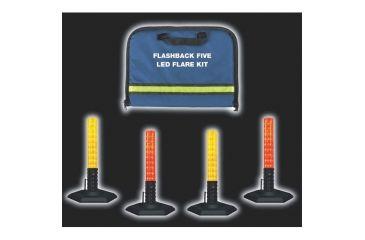 EMI Flashback 5 Led Flare Kit 4 P - 2014