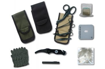 EMI Tacmed Quick Response Holster Only, Olive Drab 9222