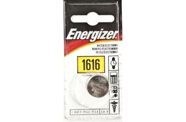 Energizer 3 Volt Button Cell Battery, CR1616  - ECR1616BP