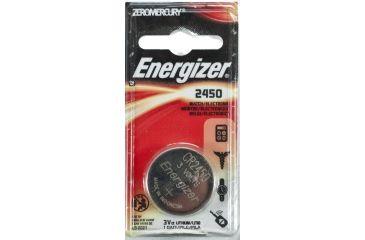 Energizer 3 Volt Button Cell Battery, CR2450  - ECR2450BP