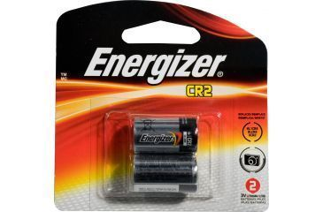 Energizer 3v CR2 Lithium Photo Battery 2 Pack - EL1CR2BP2
