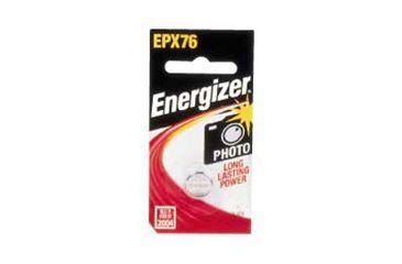 Energizer 1.5 Volt Zero Mercury Silver Oxide Photo Battery EPX76BPZ