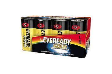 Energizer Eveready Gold C Batteries 1.5 Volts A93BP-2 ...