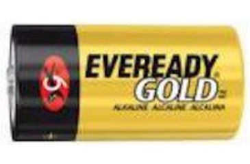 Energizer Gold Eveready C 1.5 Volts Batteries