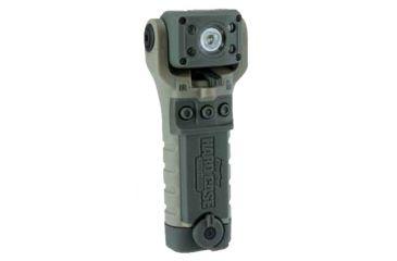 Energizer Bravo Hardcase Flashlight, OD Green MIL2G21L