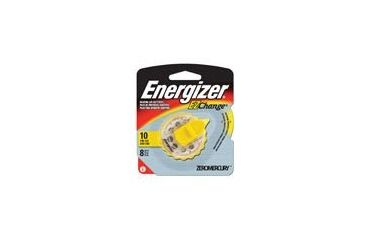 Energizer size 10 Hearing Aid Batteries 8 Pack Tear Pack