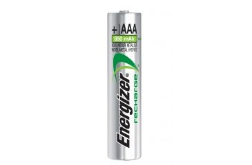 Energizer e2 850 mah AAA Rechargeable NIMH Batteries, 2 pack