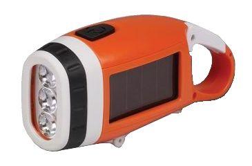 Energizer Solar Carabiner Crank LED Light SOLCKCCBP