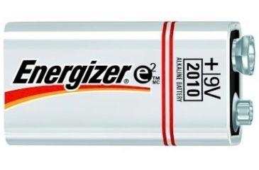 Energizer E Squared 9 Volt Titanium Alkaline Batteries