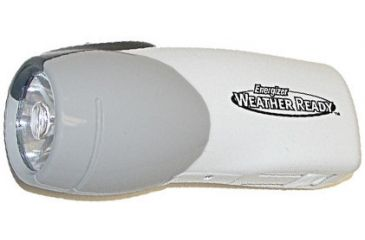 Energizer Weather Ready Rechargeable NiMH Flashlight LED with Energizer NiMH Batteries RCL1NM2WR