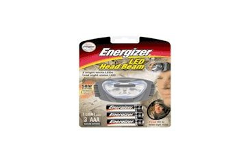 Energizer Head Beam Multi Function 6 LED Headlight with 3 AAA Batteries HDL33A2E