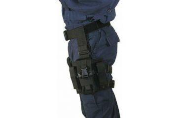BlackHawk Enhanced Omega M-16/Pistol Mag Holds 2 Each Black 5616PMBK