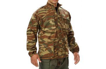 EOTAC 502 Field Jacket - Lizard Camo Pattern