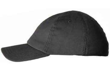 EOTAC A101 Operator Grade Range Cap-Stretch Fit, Black, Extra Large