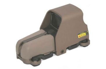 EOTech 553 HoLographic Night Vision Compatible Weapon Sight 553. Tan