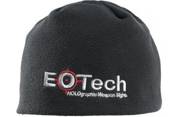 Eotech Gear Beanie Hat - Black 11-4326 Front View