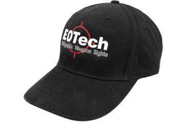 EOTech Gear Black Hat w/ Color Logo EOTHAT11-I2777-JXX