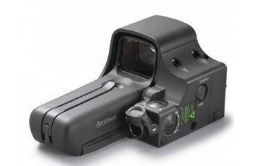 EOTech EOLAD Laser Aiming Device with L-3 EOTECH 552 OPTIC Eolad 1V Visible Laser